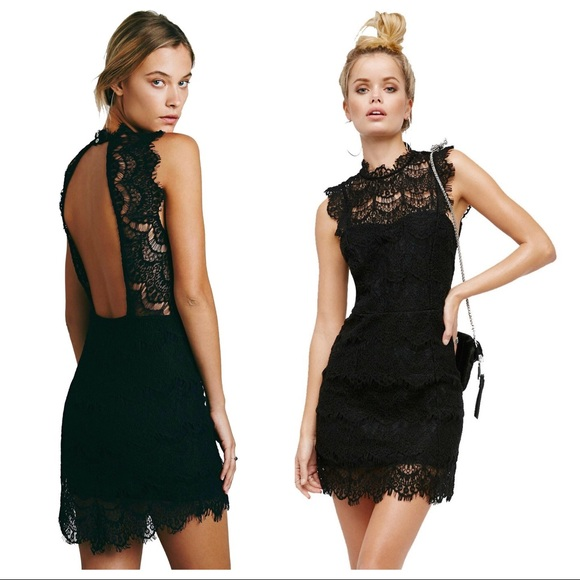 ede879f3e4e5 Free People Daydream Lace Bodycon Slip Dress. M_5a8cb38033162714612cae4e